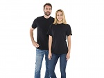 SAFEGUARD - SafeGuard ESD - ESD T-shirt round neck, black XS, WL31979