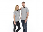 SAFEGUARD - 2655.T.XS - ESD T-shirt round neck, grey XS, WL31961