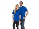 SAFEGUARD - SafeGuard ESD - ESD T-shirt, round neck royal blue, XS, WL31970