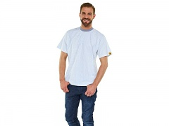 WARMBIER - 2653.T.M - ESD T-shirt, round neck, WL43854