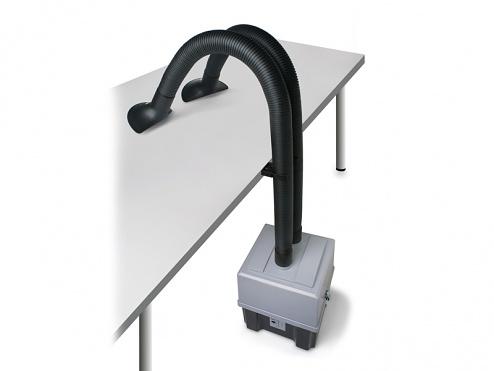 WELLER - ZERO SMOG TL KIT 2 FN - Extraction unit / 1-2 workstations, WL41702
