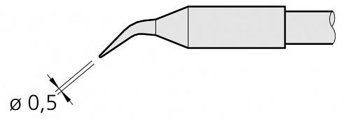 JBC - C250-401 - Soldering tip for AL250-A, WL22387