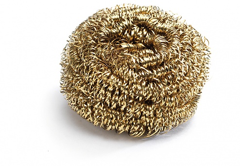 JBC - CL6210 - Metal wool, brass, 25 g, WL23937