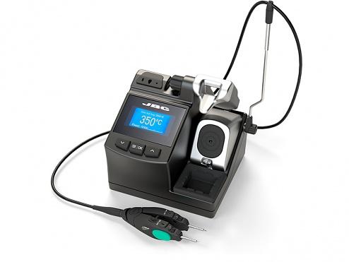 JBC - CP-2QE - Entlötstation mit Mikro-Entlötpinzette AM120-A, WL45628