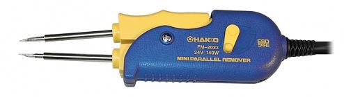 HAKKO - FM-2023-03 - Mini-Entlöt-Pinzette 2 x 70 W, WL23368