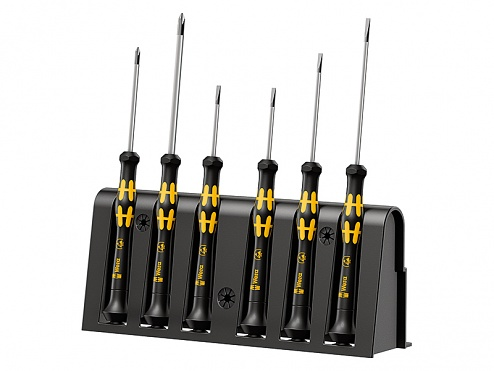 WERA - 1578 A/Rack ESD - ESD screwdriver set, WL28617
