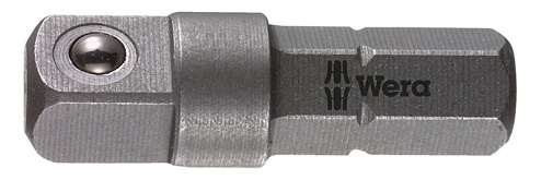 "WERA - 870/1 - Connection piece 1/4""-1/4"", WL21896"