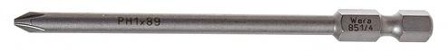 WERA - Schrauber-Bit PH-1, L=89mm, WL44488