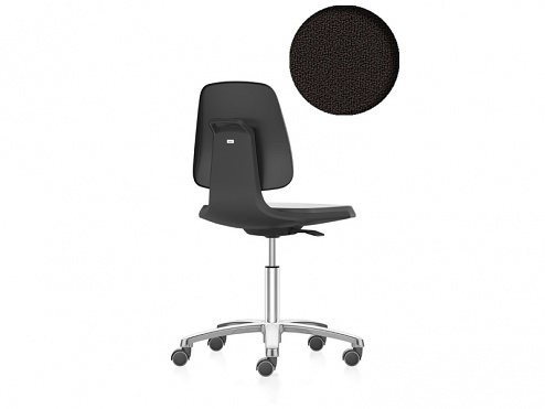 BIMOS - 9123E - Labsit ESD work chair with castors, Duotec ESD fabric, WL43075