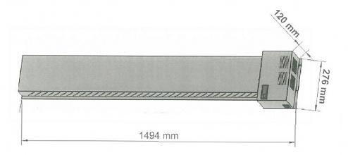 TOTECH - 21001001 - Heizung SH-230-4, WL34292
