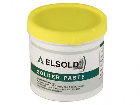 ELSOLD - Pastentyp AP-10 - Lotpaste NC/Schablonendruck, WL30140