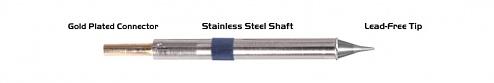 "THERMALTRONICS - K60CS005 - Conical Sharp  0.5mm (0.02""), WL37573"