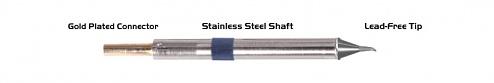 "THERMALTRONICS - K60SB005 - Bent Sharp 30deg 0.51mm (0.02""), WL37591"