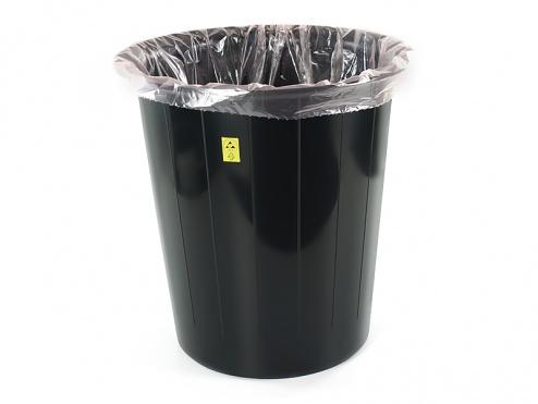 SAFEGUARD - SafeGuard ESD - ESD-Abfallkorb 14 Liter, schwarz, WL32828