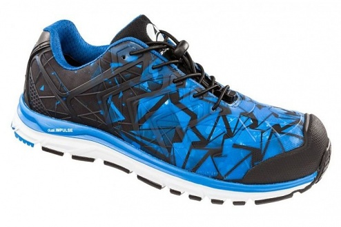 ISM - Energy Impulse Low - ESD safety lace-up shoe, WL41827