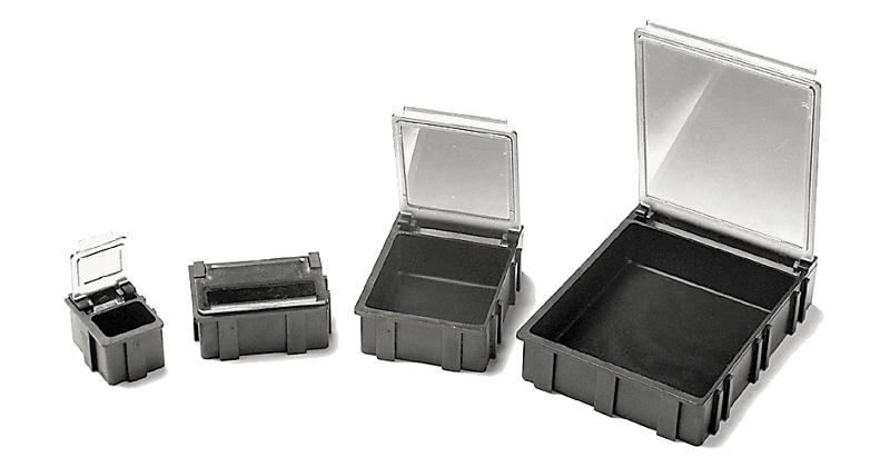 warmbier esd smd klappbox 68x57x15mm. Black Bedroom Furniture Sets. Home Design Ideas
