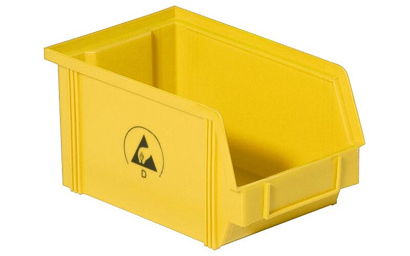 Y.6   ESD Storage Boxes, Yellow