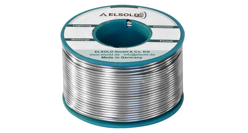 ELSOLD - Flux type C3 - Solder wire Sn60Pb39Cu1 / 0.3 mm
