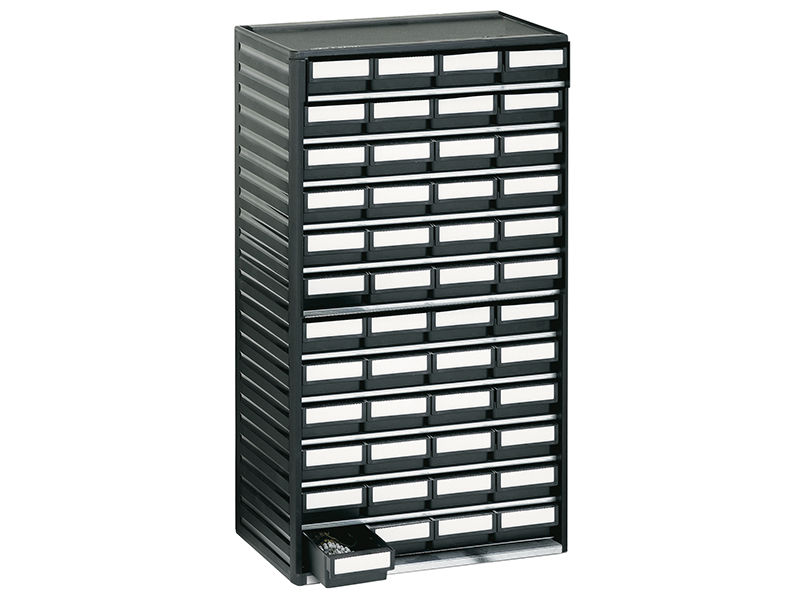 Beau TRESTON   551 4ESD   ESD Small Parts Storage Cabinet 550 Mm, 48 Drawers